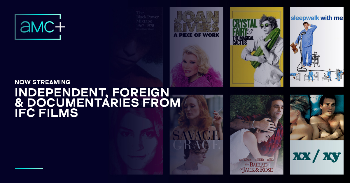 AMC IFC Film Picks