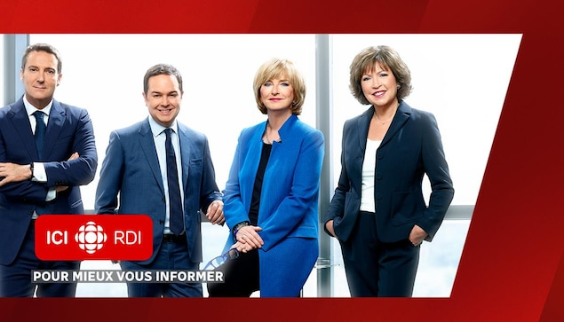 ICI RDI (French News)